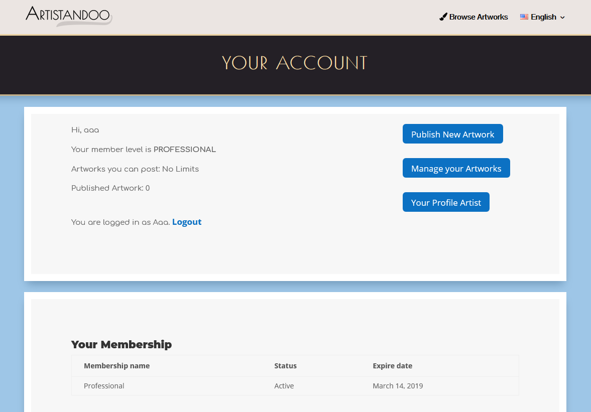 acquista quadro Payment guide page 4 - ARTISTANDOO