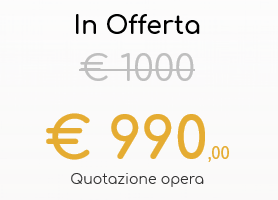 acquista quadro FAI UN OFFERTA SINGLE - ARTISTANDOO