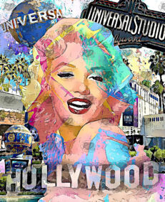 Marilyn Hollywood – Limited Edition Of 25