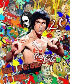 Bruce Lee Modern – Limited Edition Of 25