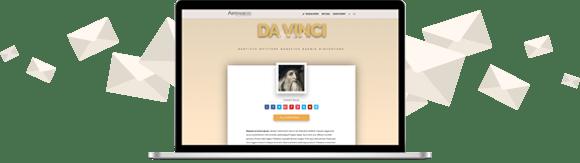 acquista quadro newsletter Artistandoo - ARTISTANDOO